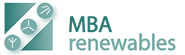 Master of Business Administration MBA Renewables