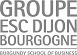 Groupe ESC Dijon Bourgogne - Burgundy School of Business