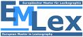 European Master in Lexicography (EMLex)