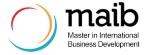 MAIB - Master in International Business Development