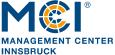 MCI Management Center Innsbruck - the Entrepreneurial School�