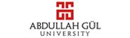 Abdullah Gül University (AGU)